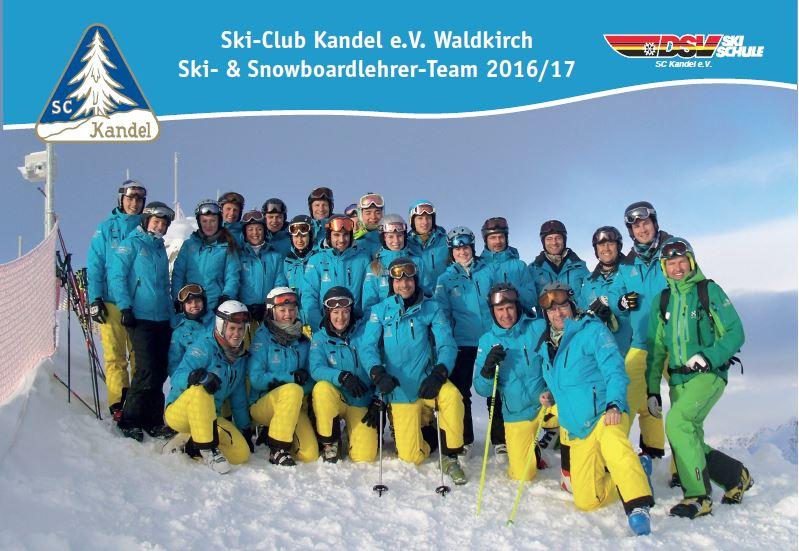 0ae678193a9717 Die DSV Ski- und Snowboardschule des SC Kandel e.V. startet auch diesen  Winter wieder mit dem Weihnachtskurs vom 27.-30. Dezember in die Skisaison.